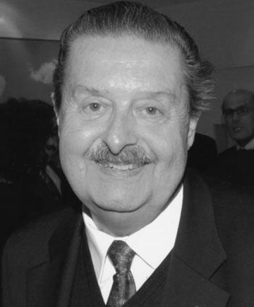 Harald Schmauser , 1. Vorsitzender (+ 2016)